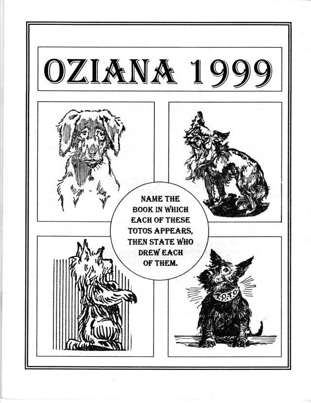 Oziana 1999